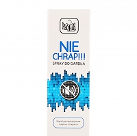 Nie chrap!!! spray do gardła 30ml