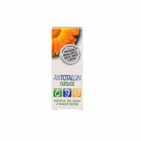 Antotalgin natural krople do uszu z nagietkiem 15g