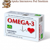 Galomega 517 mg 150 kaps.