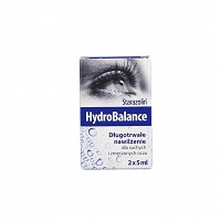 HydroBalance Starazolin krople do oczu 10ml