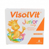 VisolVit Junior Orange 10 saszetek