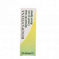 Rinopanteina spray do nosa 20ml