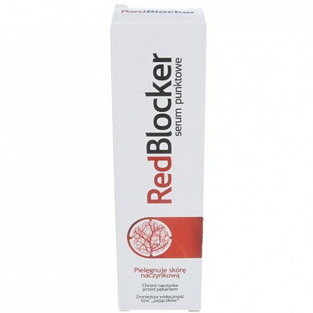 Red Blocker Serum punktowe 30 ml