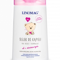 Linomag olejek do kąpieli 200 ml
