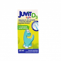 Juvit baby D 3 krople 10ml