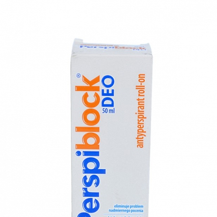 Perspiblock deo antyperspirant roll-on 50 ml
