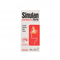 Sinulan Express Forte 15ml